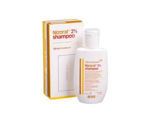 Nizoral 2% šampūnas 120ml (LI), N1