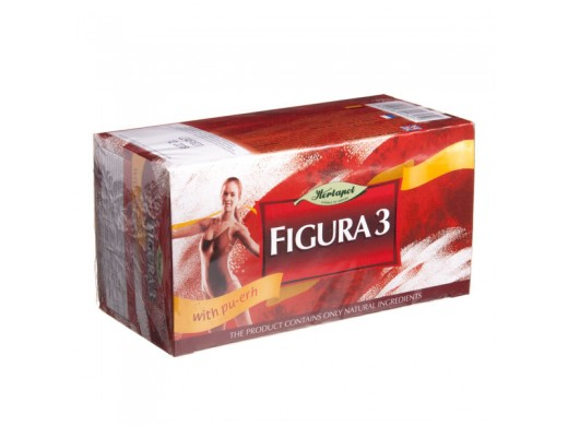 ARBATA SU PU-ERH FIGURA NR.3 2G, 20VNT.