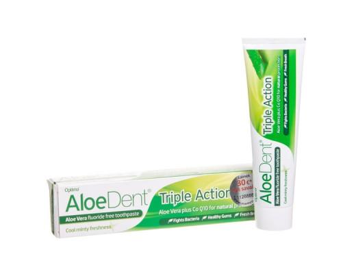 Aloe Dent dantų pasta Co - Q10 100ml
