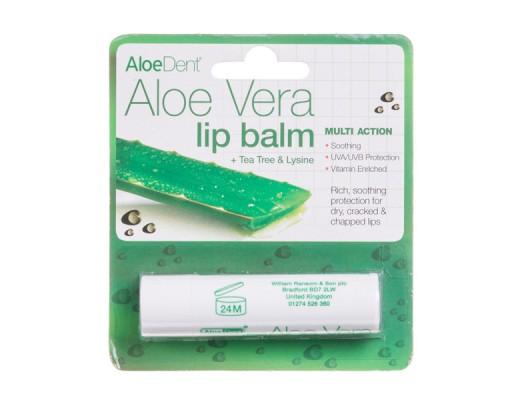 Aloe Vera lūpų pieštukas 4g