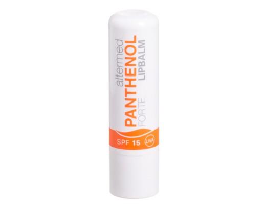 Panthenol Forte balzamas lūpoms SPF15 4.3ml