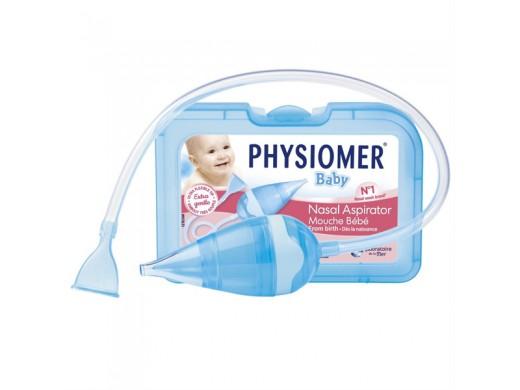 PHYSIOMER, Kūdikio nosies gleivių atsiurbiklis