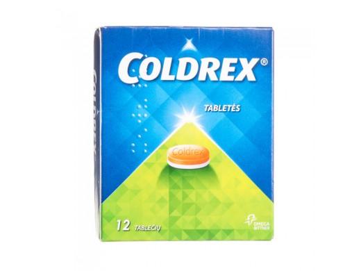 Coldrex tabletės, N12