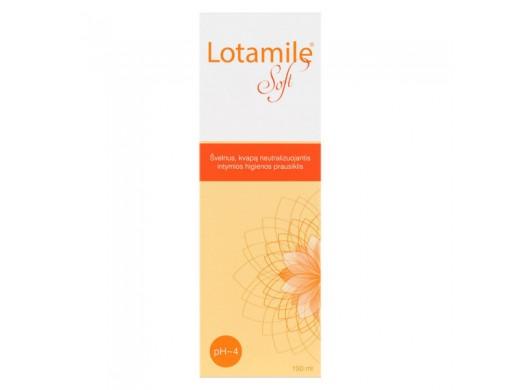 LOTAMILE Soft, intymios higienos prausiklis moterims 150ml