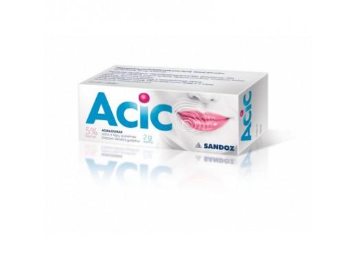 ACIC, 2 g, Kremas, N1