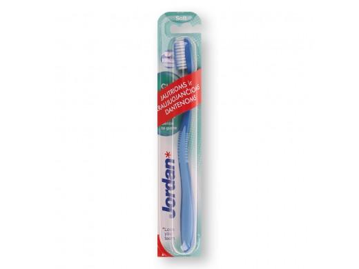 Jordan dantų šepetėlis Clean Between minkštas