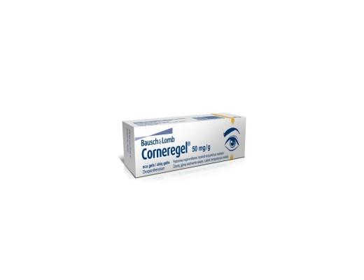 Corneregel 5% akių gelis, 10g, N1