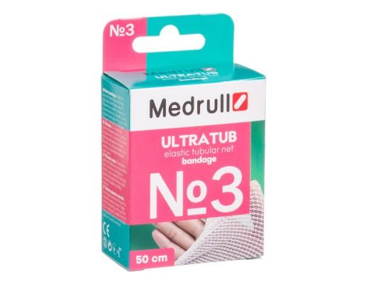 MEDRULL ULTRA TUB, tinklelis tvarsčiui fiksuoti, Nr. 3