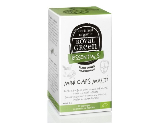 ROYAL GREEN MINI CAPS MULTI N90