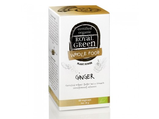 ROYAL GREEN IMBIERAS 335 mg. N60
