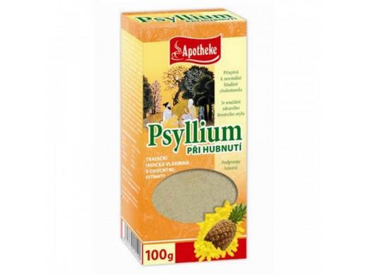 APOTHEKE PSYLLIUM su ananasu 100 g.