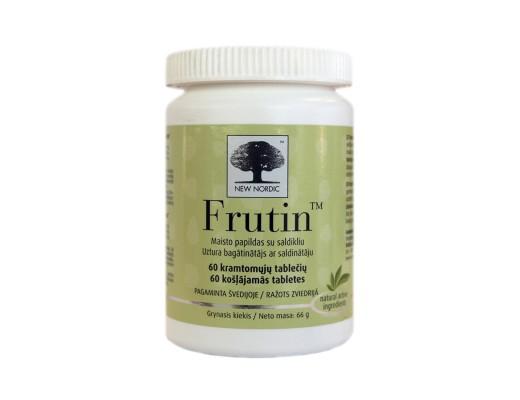 Frutin kramtomosios tabletės N60