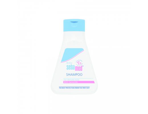 SEBAMED švelnus šampūnas BABY 150 ml.