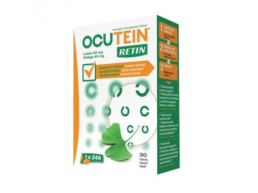 OCUTEIN RETIN kapsulės N30