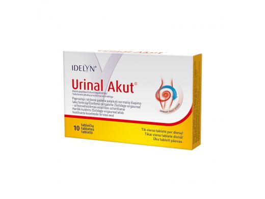 Urinal Acut tabletės N10