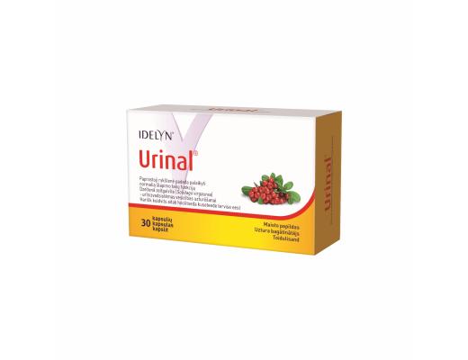 Urinal kapsulės N30