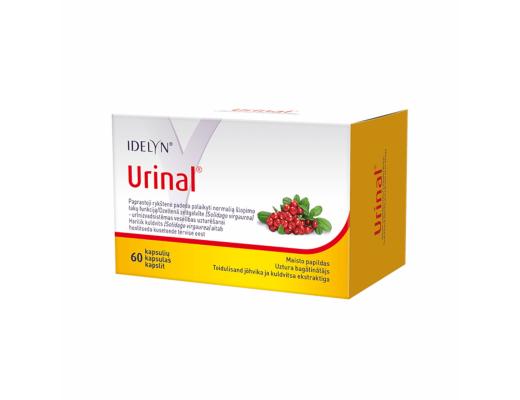Urinal kapsulės N60