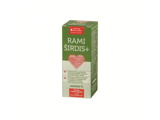RAMI ŠIRDIS geriamieji lašai 50 ml.