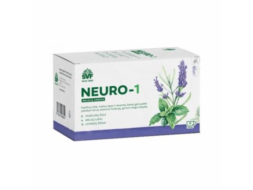 ŠVF žolelių arbata NEURO-1, 1,5 g. N20