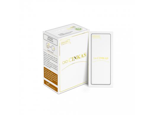 bioCINKAS 30 mg milteliai N20