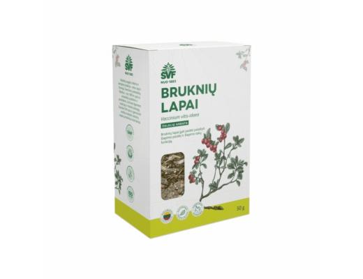 ŠVF žolelių arbata BRUKNIŲ LAPAI 50 g.