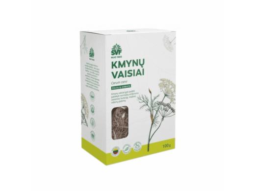 ŠVF žolelių arbata KMYNŲ VAISIAI 100 g.