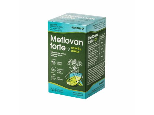 MEFLOVAN FORTE kapsulės N60