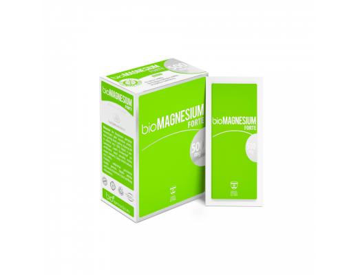 bioMAGNESIUM forte 500 mg milteliai N20