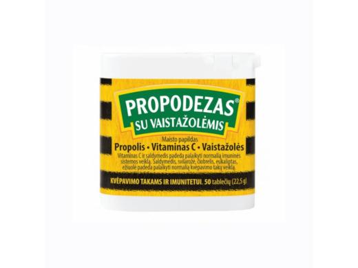 PROPODEZAS su vaistažolėmis N50