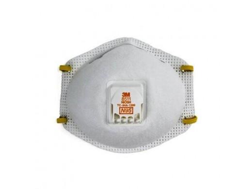 Respiratorius 3M 8511, N95