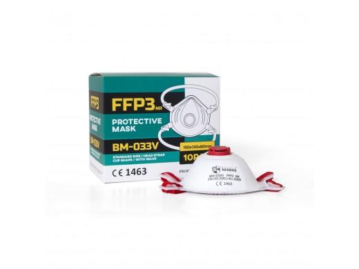 Respiratorius Baltic Masks FFP3