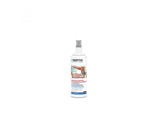 Skystis paviršiams valyti ir dezinfekuoti ITSEPTIC , 250 ml.