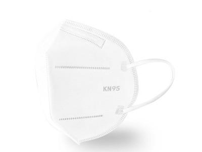 Apsauginė veido kaukė - respiratorius KN95