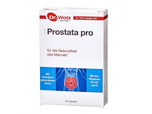 Prostata pro Dr. Wolz N40