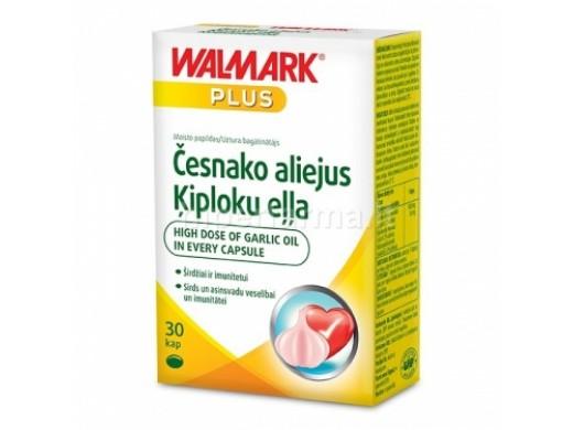 WALMARK česnako aliejus N30